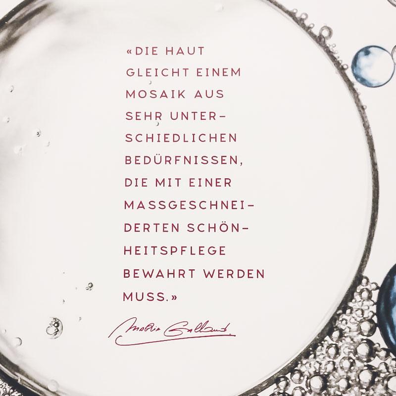 Kosmetik Oase Teublitz - Marion Miller-Bayerl - Haut Mosaik